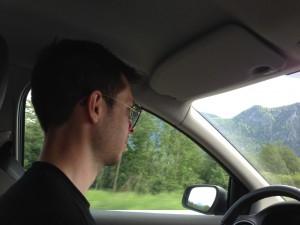 Mark på Road Trip