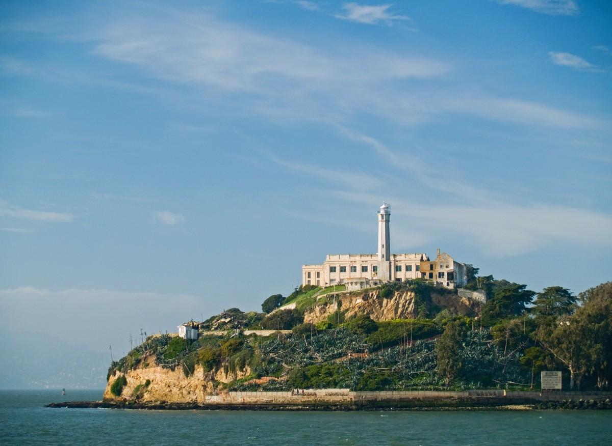 Alcatraz fængslet