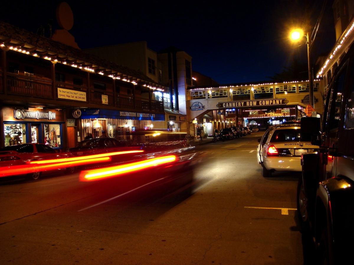 Cannary Row Monterey