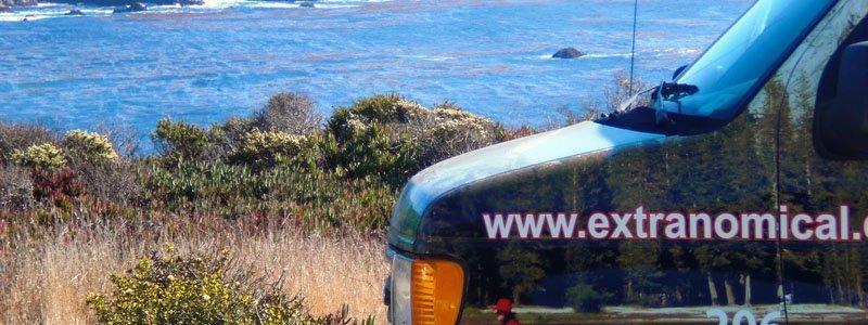 Extranomical tours i Monterey