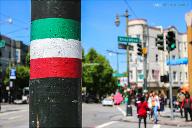 Little Italy San Francisco