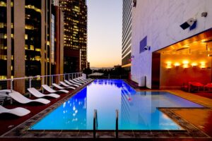 Hotel i los angeles downtown