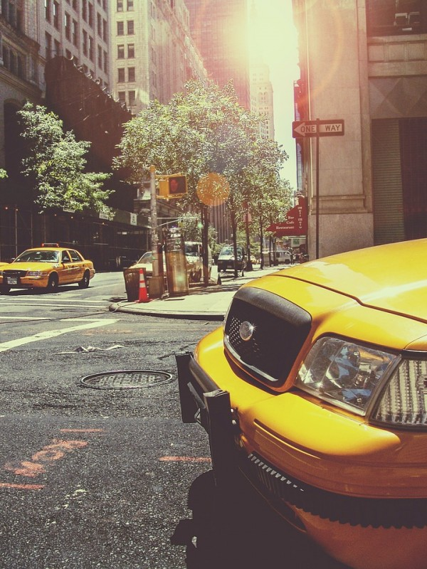 Taxi og Uber i USA
