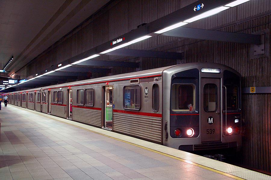 metro union station