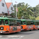 Old Town Trolley Tour (sightseeing)