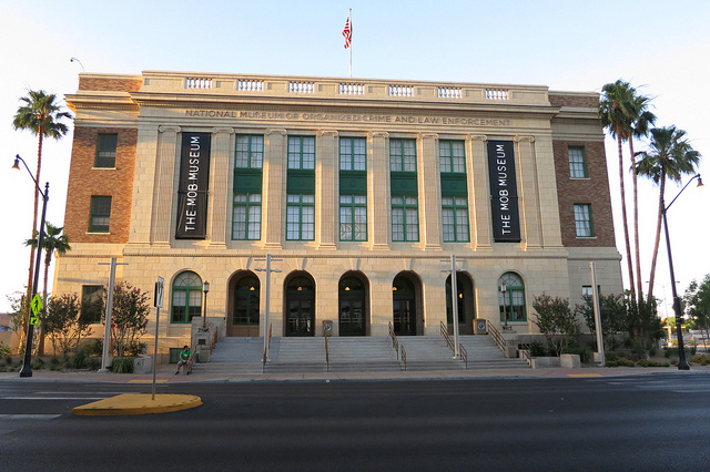 The Mob Museum i Las Vegas