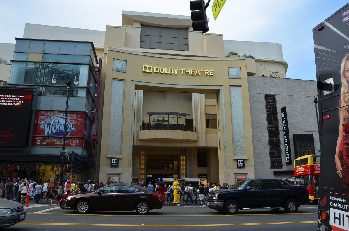 Dolby Theatre aka Kodak Theatre