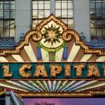 El Capitan Theatre, LA