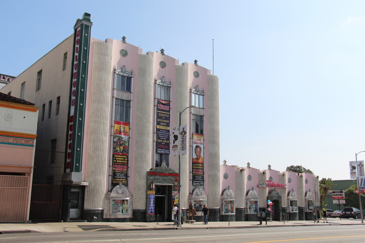 The Hollywood Museum