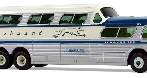 Greyhound busser