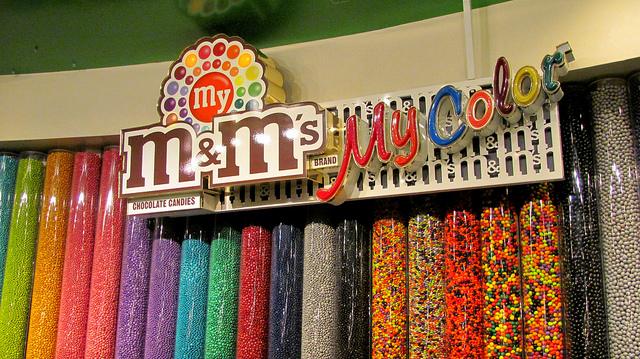 M&M World - Las Vegas