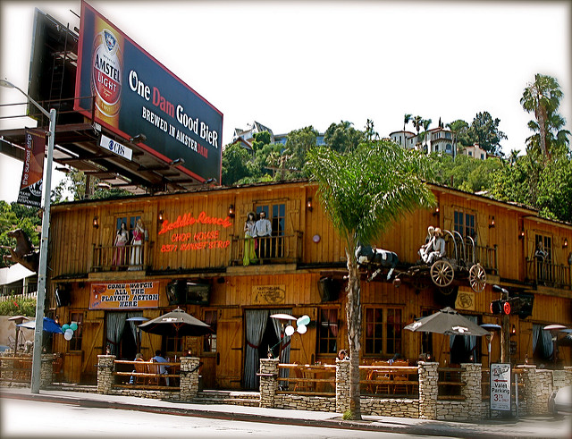 The Saddle Ranch