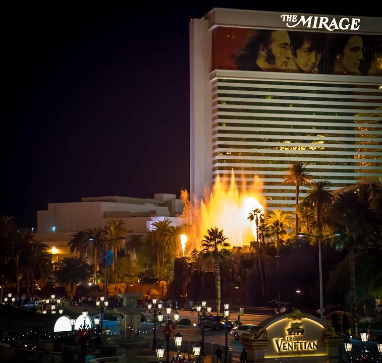 Vulkanen Las Vegas