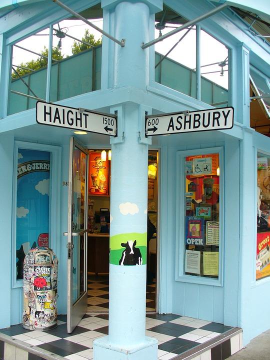 Haight Ashbury Hippie walking tour