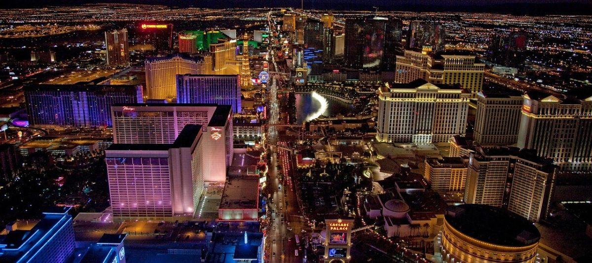 Las Vegas områder