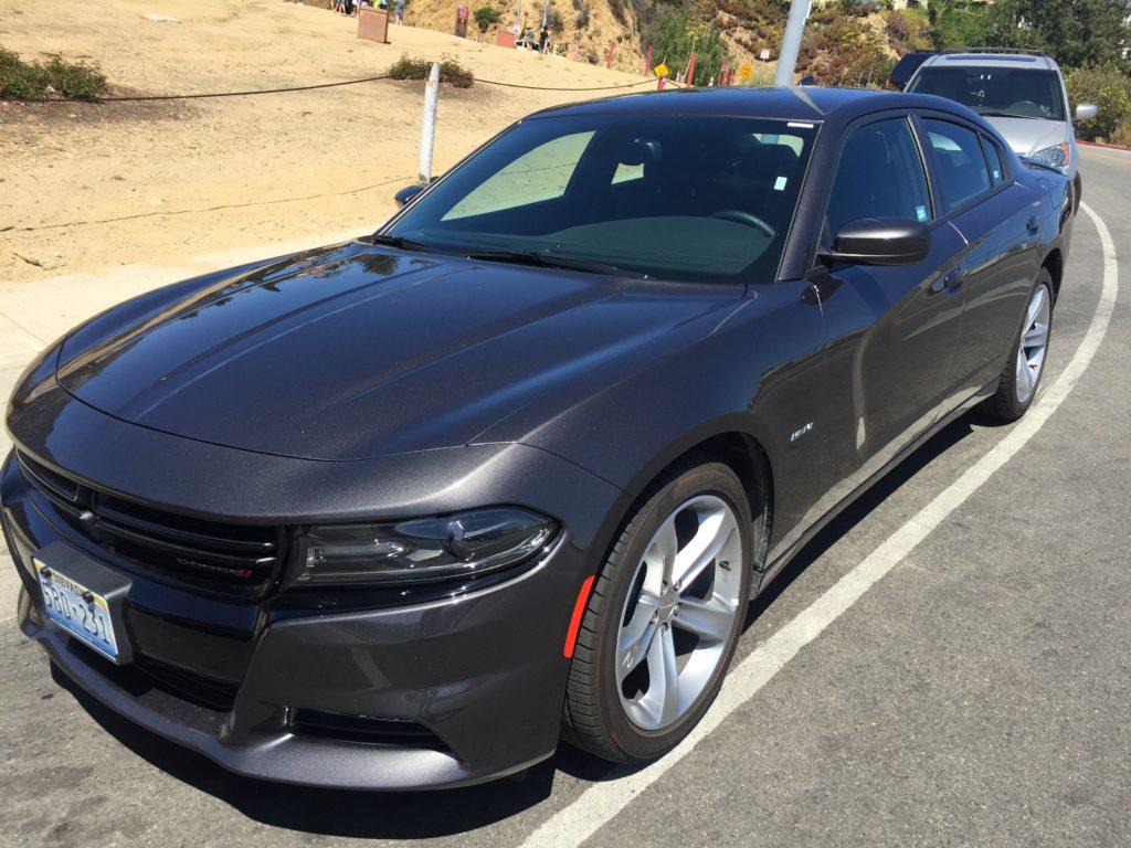 Lejebil i Californien - Dodge Charger