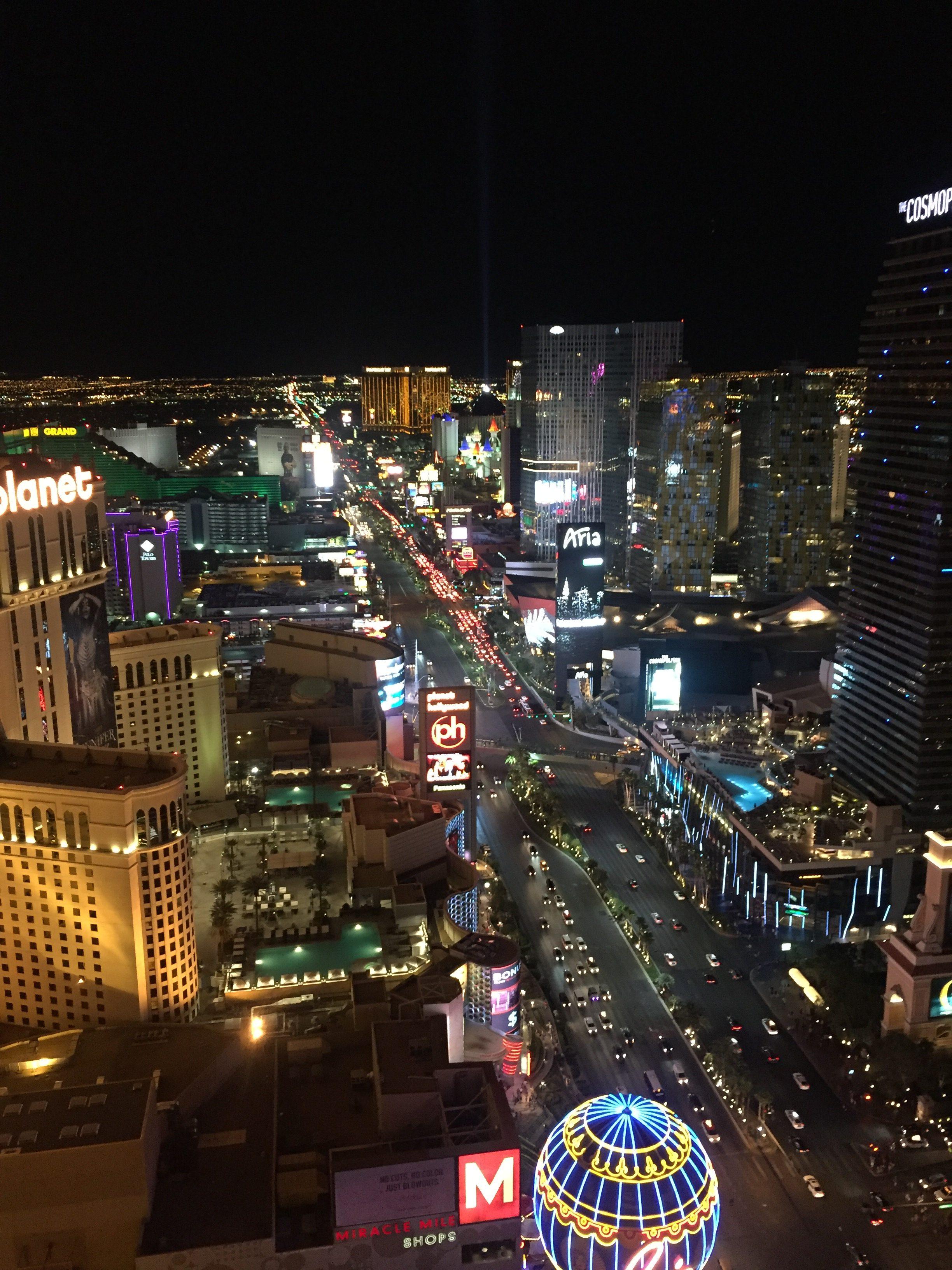 Las Vegas, the Strip