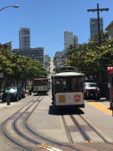 San Francisco sporvogne
