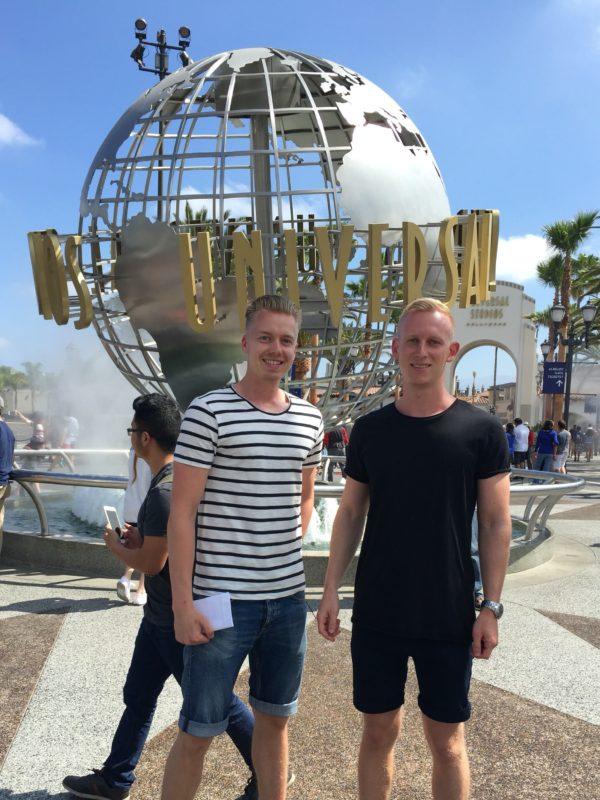 Nicolai og Jesper på Roadtrip i USA