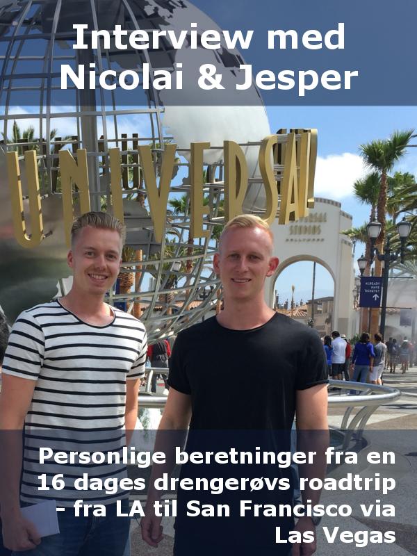 Interview med nicolai og jesper