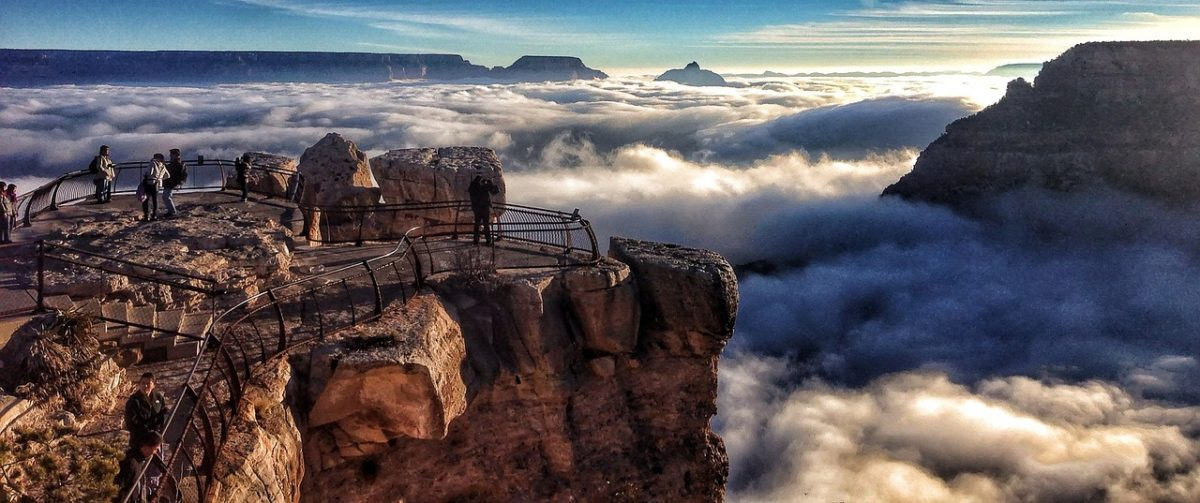 Grand Canyon udkigspost