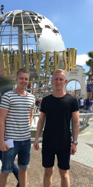 Interview med Jesper og Nicolai