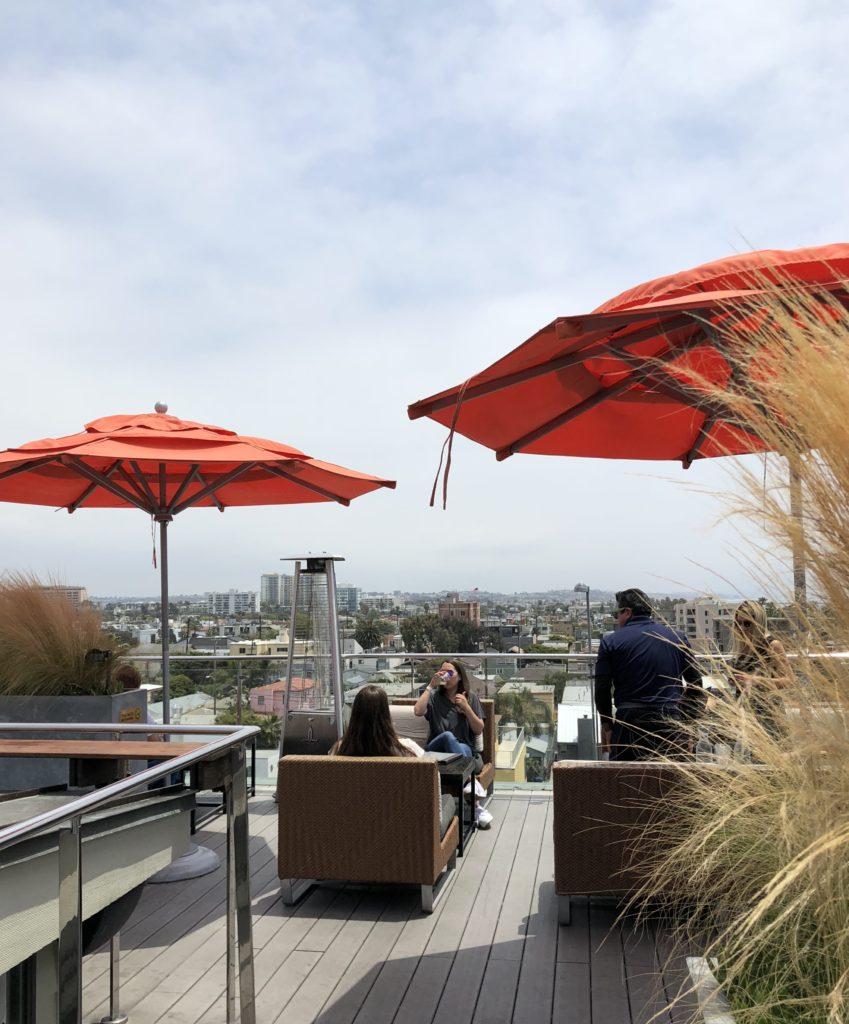 High Rooftop Lounge, Venice Beach
