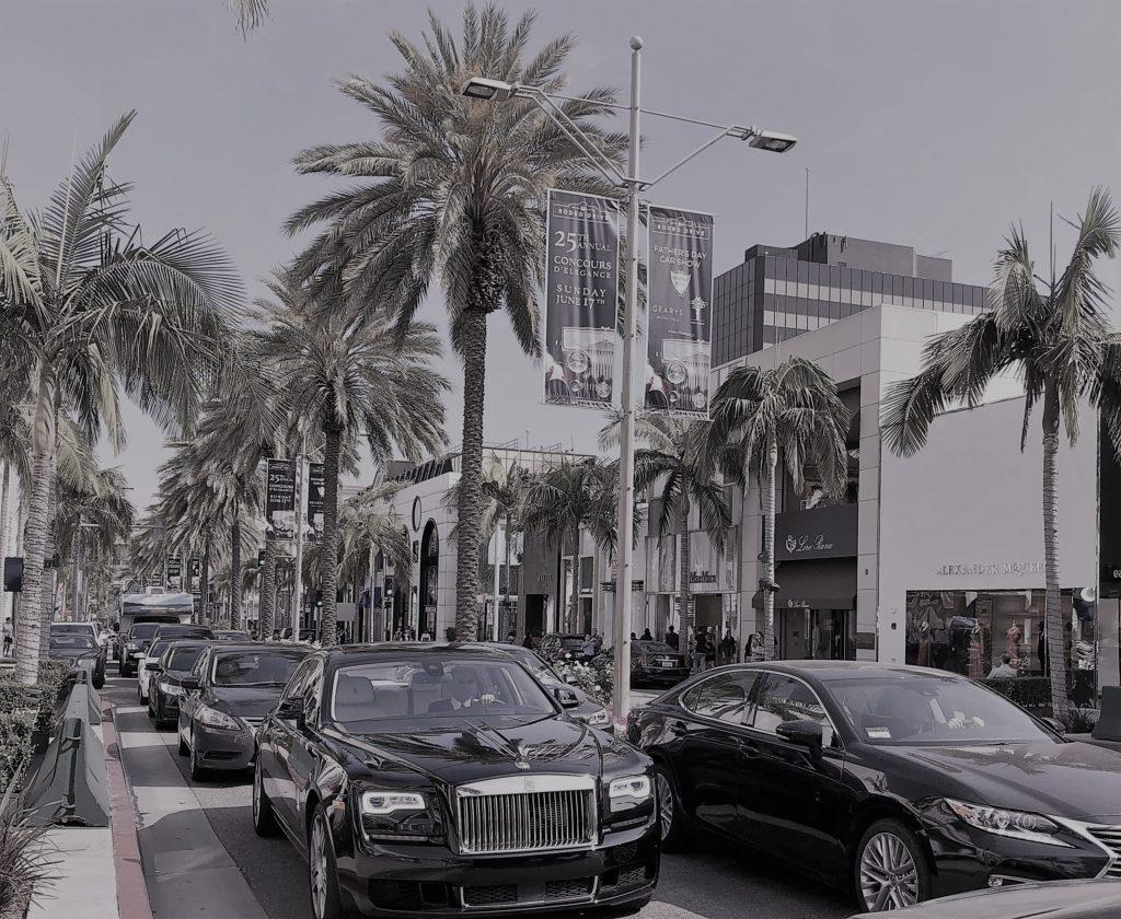 Hollywood i LA